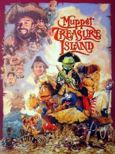 muppet treausre island